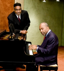 Kenny Gamble & Leon Huff (right)