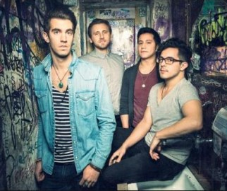 American Authors, winner of the 2013 USA Songwriting Competition