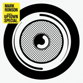 MARK RONSON - UPTOWN SPECIAL ALBUM COVER