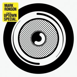 MARK RONSON - UPTOWN SPECIAL ALBUM COVER