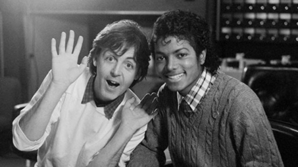 Paul McCartney and Michael Jackson - 'Say, Say Say' remix