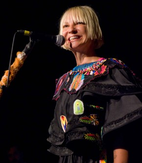 Sia Furler - Photo by Kirk Stauffer