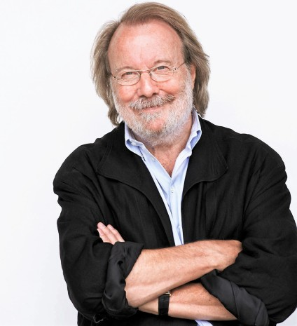 Benny_Andersson - photo by Nicho Södling